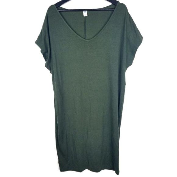 6179687b20b0 FINAL PRICE Old Navy Women's T-Shirt Dress Large. M_5ac3b4f7739d48e198f8b90e